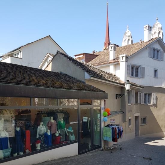 Geschäft Zürich