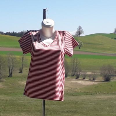100% Pima Baumwolle ,frisch und praktisch !