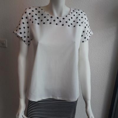 100% Pima Baumwolle,Kurze Ärmeln , richtig für den Sommer!